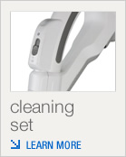 Central Vacuum System Cleaning Set